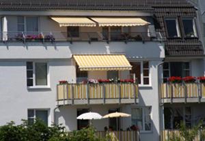 Wasserdichte Markisen Als Sonnenschutz Und Regenschutz
